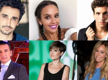 Así vivieron los famosos el exitoso estreno de la sexta temporada de 'Tu cara me suena' en las redes sociales