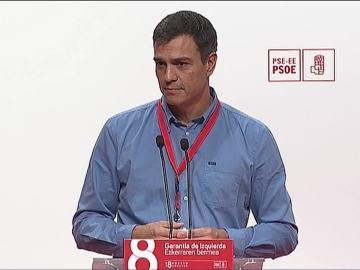 """Sánchez: """"el 2 de octubre debe ser jornada de reflexión para buscar soluciones"""""""