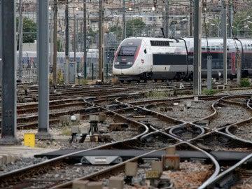La estación de tren de Saint-Charles de Marsella, en una imagen de archivo
