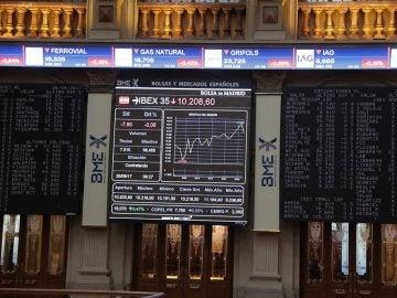 Bolsa de Madrid (Archivo)