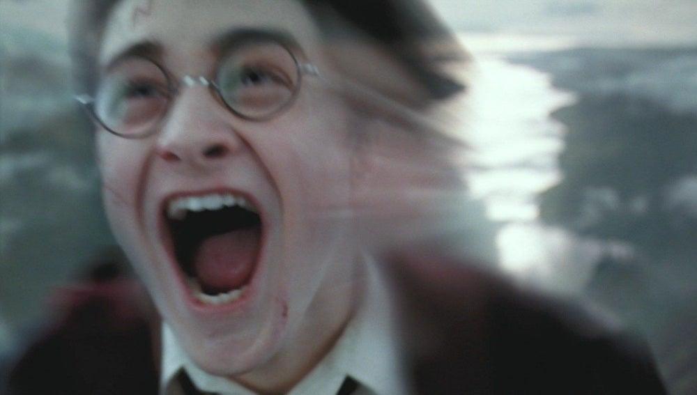 Harry Potter, ¿qué escondes?