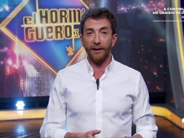 """Pablo Motos, sobre Cataluña: """"Alomejor tenemos que admitir que España se ha roto"""""""
