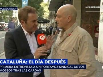 EP portavoz mossos