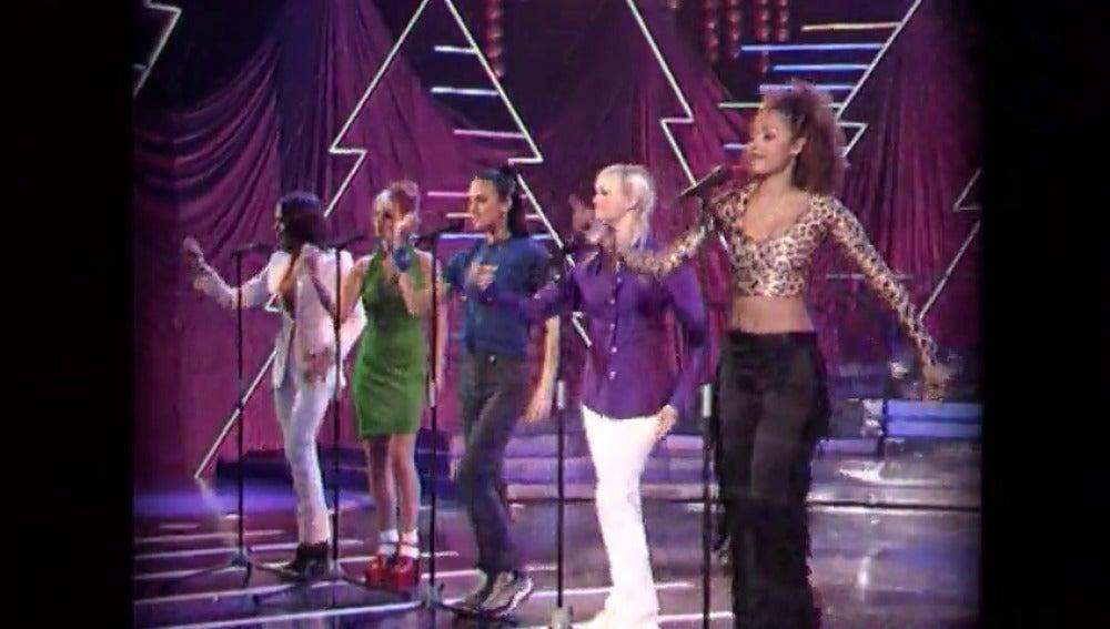 La música que triunfó en España en los 90