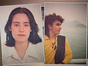 Rosana y Álvaro recuerdan su juventud rodeados de importantes amigos