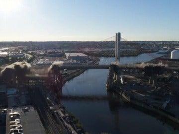 Adiós al puente Kosciuszko que conectaba a Booklyn y Queens