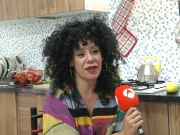 "Rosana: ""Me ha impactado mucho el tener que desplumar un pollo"""
