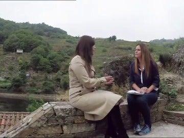 """Dolores Redondo: """"Sólo quiero escribir historias sin importarme el género. Paso de uno a otro sin pudor"""""""