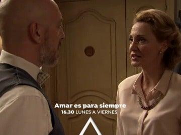 """Matilde a Julián: """"No quiero saber nada más de ti"""""""