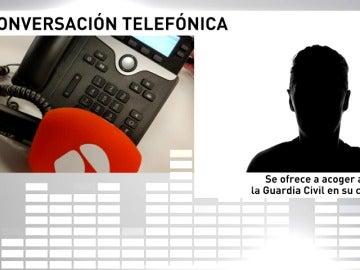 """Policías que viven en Cataluña ofrecen sus casas a los agentes allí desplegados por la """"persecución"""" en los hoteles"""