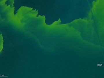 Imagen del lago Erie