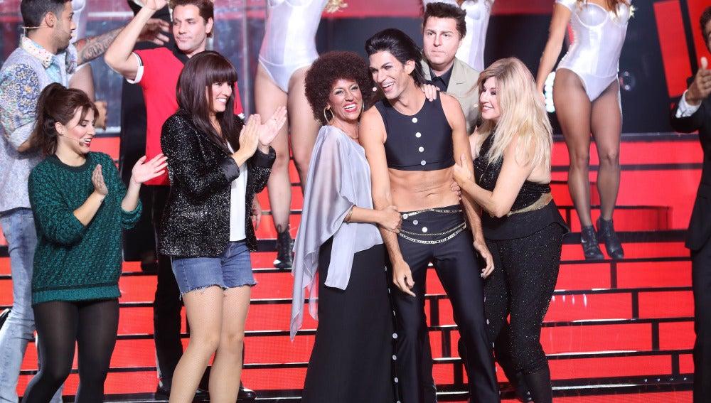 Fran Dieli se corona como ganador en la segunda gala con su increíble interpretación de Prince