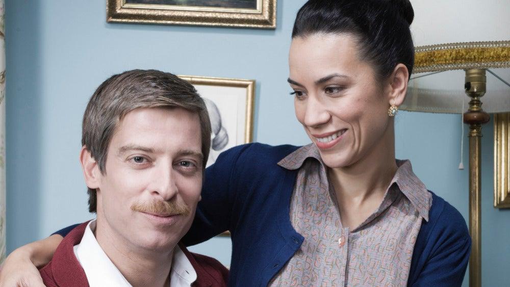 Marcelino y Manolita en 'Amar es para siempre'