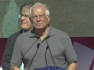 """Borrell: """"Estamos aquÍ para defender la convivencia, el pluralismo y la solidaridad"""""""