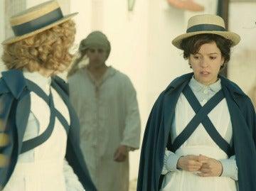 Pilar explota y confiesa a Madgalena lo que hasta ahora intentaba negar
