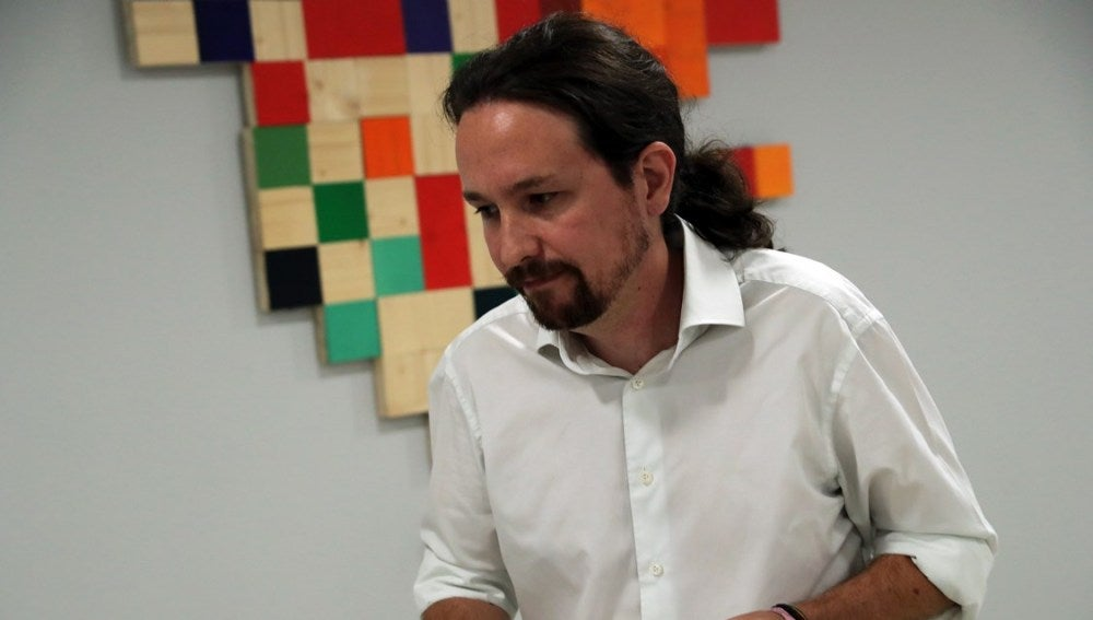 Pablo Iglesias en una imagen de archivo