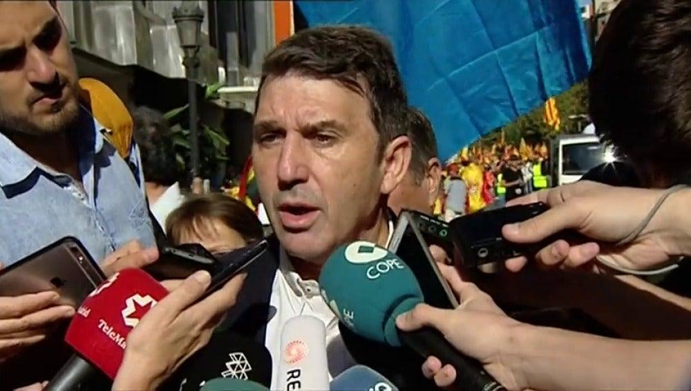 """Sociedad Civil Catalana: """"El proceso del nacionalismo catalán perjudica a los catalanes"""""""