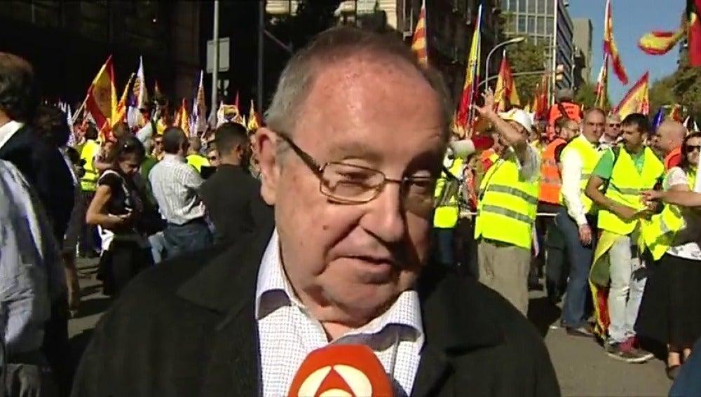 """Bonet, presidente de Freixenet y de la Cámara de Comercio: """"Si hubiera independencia muchas empresas tendrían que salir"""""""
