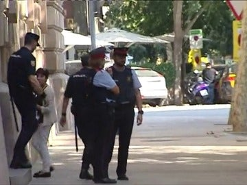 El TSJC retira a los Mossos la exclusividad en la custodia del Palacio de Justicia de Barcelona