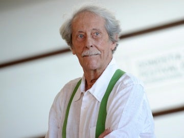 El actor Jean Rochefort