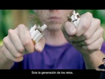 La edad media de inicio en el consumo del tabaco es inferior a los 14 años