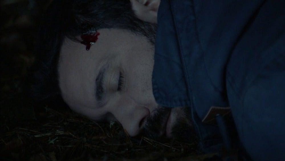 Nacho mata a Pablo al descubrirlo in fraganti