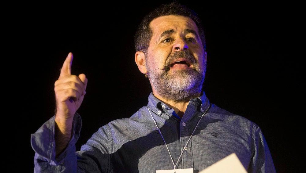 El presidente de la ANC, Jordi Sánchez (Archivo)