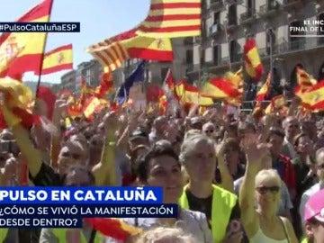 EP manifestación