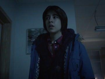 Martina, atrapada en la residencia, realiza una llamada de auxilio