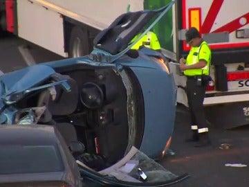 Al menos seis muertos en un accidente múltiple en Sangonera la Seca