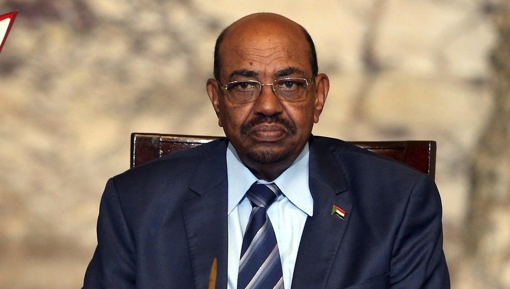 El presidente sudanés, Omar al Bashir. EFE/Archivo