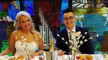 Tiffany Thornton ('Hannah Montana') defiende su nuevo matrimonio dos años después de fallecer su primer marido