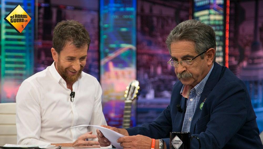 """Miguel Ángel Revilla: """"Hace 5 años ya dije en 'laSexta noche' que el principal problema de España era Cataluña"""""""