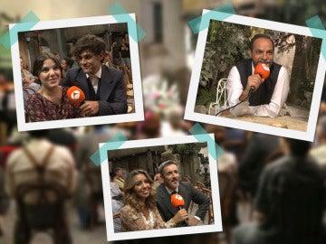 Alegría, emoción e incertidumbre en el concierto sorpresa de Francisca