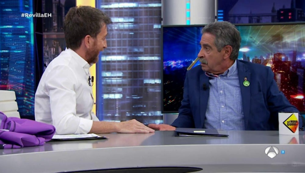"""Miguel Ángel Revilla, sobre Cataluña: """"Todo lo que han hecho estos señores está fuera de la ley"""""""