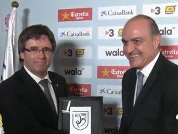 Un hombre clave para el futuro Liga: los clubes catalanes, en manos de Andreu Subíes