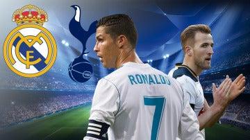 Real Madrid-Tottenham en Atresmedia