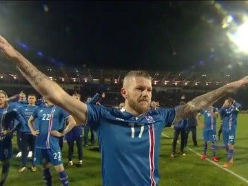 """El """"milagro"""" de Islandia, el país de casi 340.000 habitantes que estará en el Mundial de Rusia"""