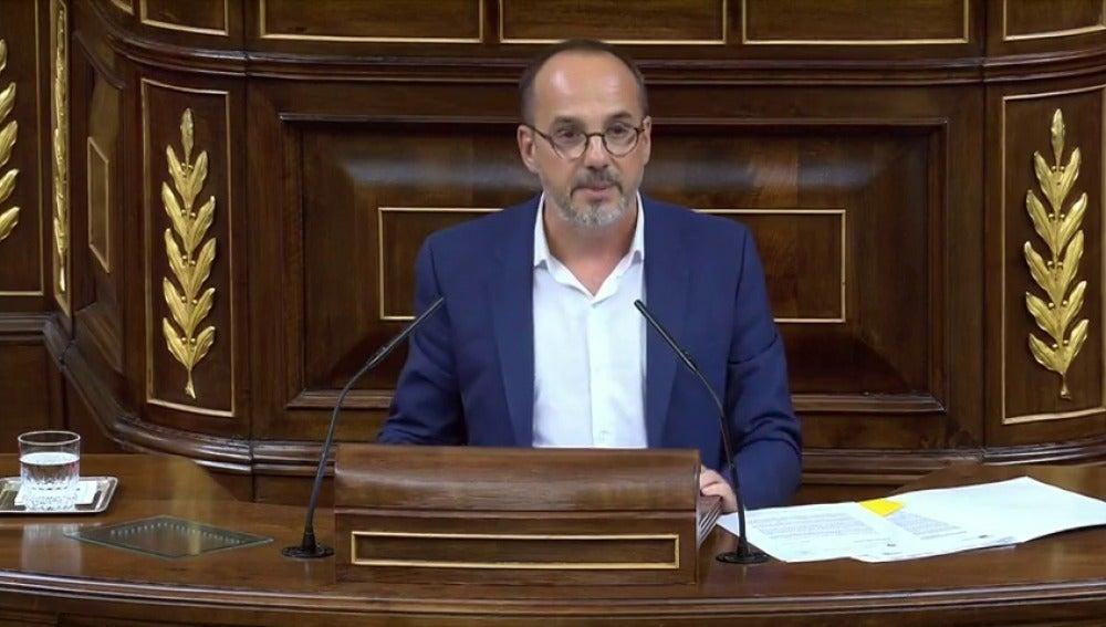 """PDeCAT avisa a Rajoy que la """"oportunidad"""" que dio Puigdemont puede ser la última"""