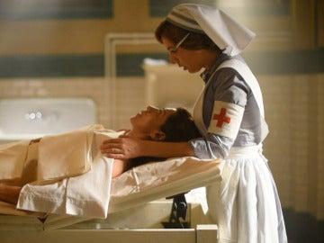 Así fue el rodaje de la operación médica de Carmen Angoloti