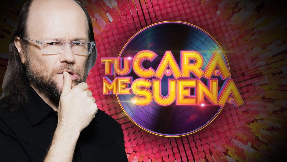 Santiago Segura sustituirá a Carlos Latre como miembro del jurado este viernes en 'Tu cara me suena'