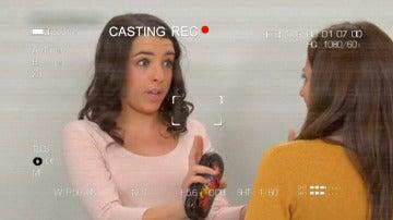 """El casting de Nuria Herrero, """"una femme fatale de pueblo"""""""