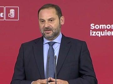 """El PSOE acusa a Puigdmont de """"abusar"""" de la buena fe de quienes pedían diálogo"""