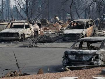 Las consecuencias de los incendios de California