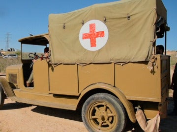 Las ambulancias con ruedas, un lujo