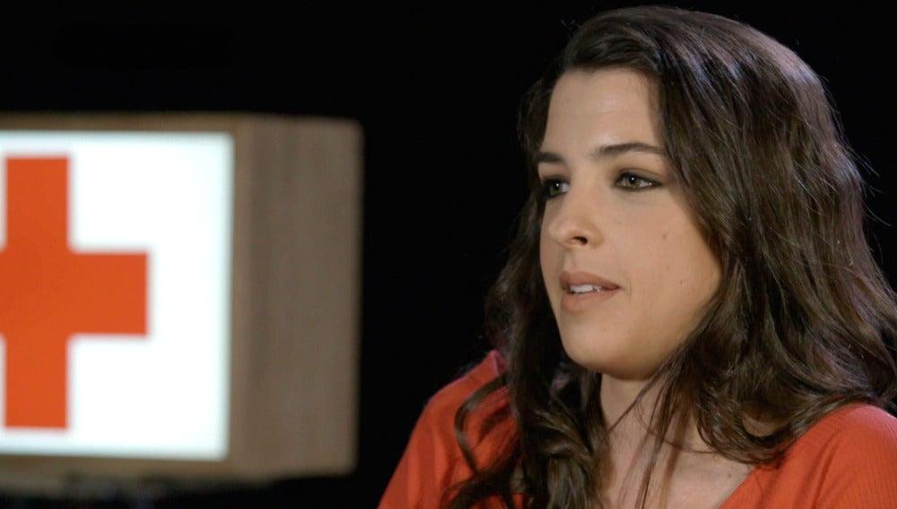 """Nuria Herrero: """"El rodaje de la escena de los vestidos fue muy divertida"""""""