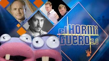 Dan Brown, Alberto Ammann y Los Morancos se divertirán la próxima semana en 'El Hormiguero 3.0'
