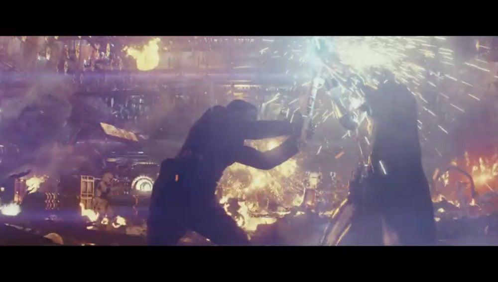 """Las claves de el trailer de """"Star Wars: los últimos Jedi"""""""
