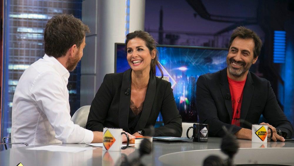 """Nuria Roca y Juan del Val: """"Tenemos una relación de pareja abierta"""""""