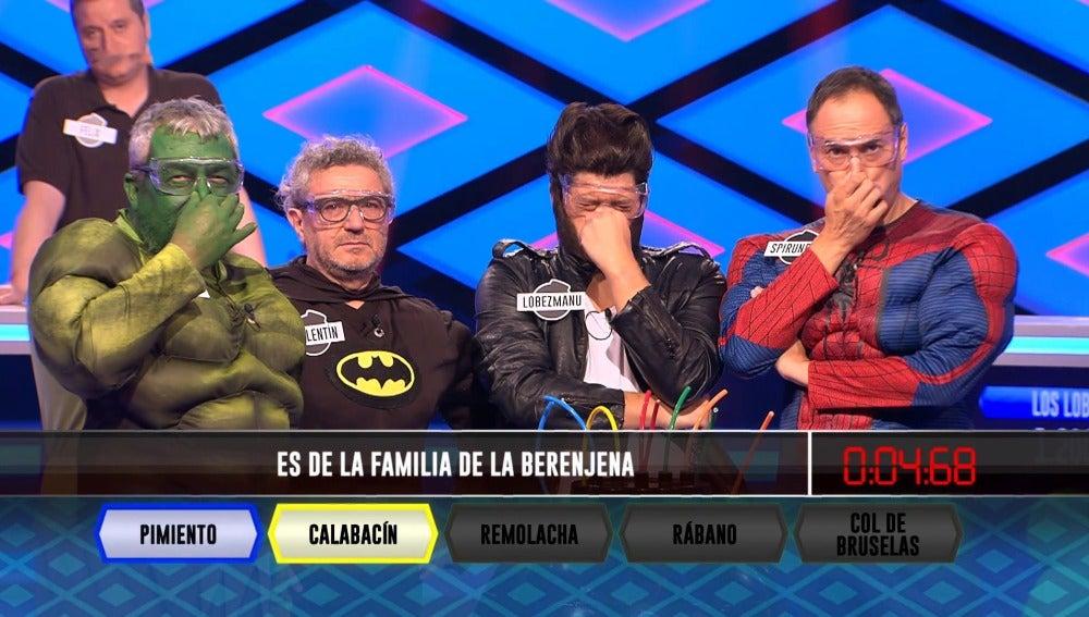 Los superhéroes de '¡Boom!' cumplen 100 programas
